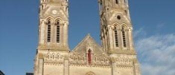 Journée du patrimoine, visite de l\église de la Trinité Machecoul-Saint-Même