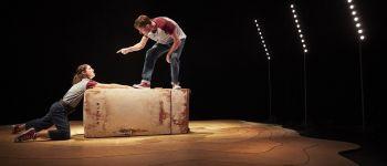 « La Mécanique du hasard », Théâtre du Phare, Olivier Letellier Morlaix