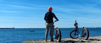 Balade insolite en trottinette tout-terrain électrique Guérande