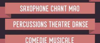 Musique, chant, MAO, clown (art-thérapie), danse et théâtre Pornic
