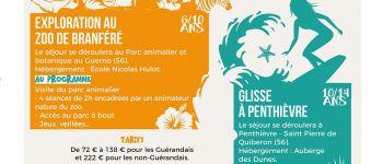 Ouverture des inscriptions aux mini-camps d\automne Guérande