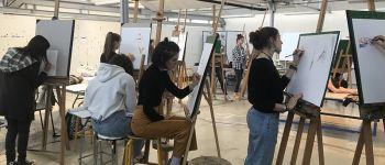 Stage de préparation aux études en art Lorient