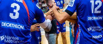Volley : Ligue A masculine J10 (NRMV/Tours) Rezé