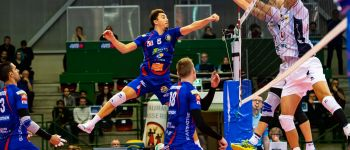 Volley : Ligue A masculine J15 (NRMV/Chaumont) Rezé