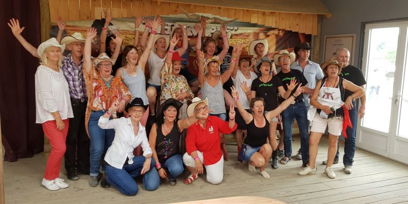 Cours danse Country Western