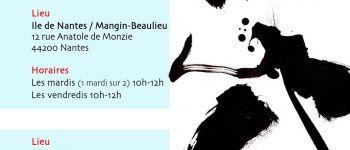 Calligraphie de mouvement Nantes