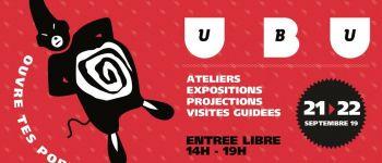 Journées du patrimoine : Ubu ouvre tes portes ! Rennes