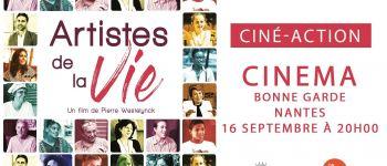 Avant-première du film Artistes de la Vie Nantes