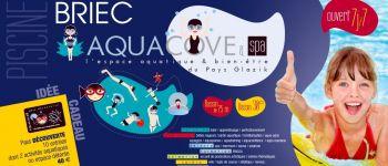Centre aquatique Aquacove & Spa Briec