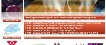 Bowling Compétition Internationale Ancenis-Saint-Géréon