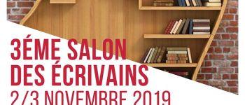 3e Salon des écrivains au Garage Saint-Nazaire
