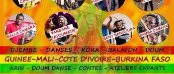 Festival africain Les amis de Yamaayigui Nantes