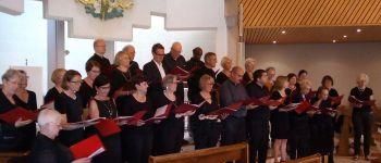 Les chœurs Nantais de L\Erdre, direction Florence Ladmirault. Nantes