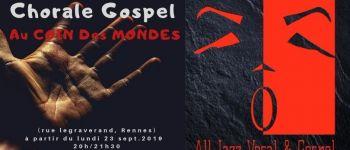 Nouveau : chorale Gospel au Coin des mondes Rennes