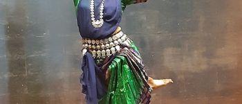 Danse classique Odissi de l'Inde du Nord Nantes