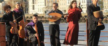 Shekspeare en songEs, concert proposé par l\ensemble Influences Montoir-de-Bretagne