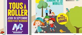 Tous à roller - Semaine de la mobilité Nantes