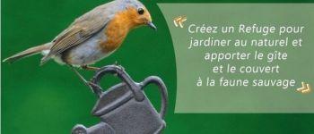 Visite d\un jardin labellisé en refuge LPO Pont-Saint-Martin