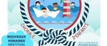 Inscriptions Chœur de l'Océan : chorale d'enfants et d'ados Saint-Nazaire