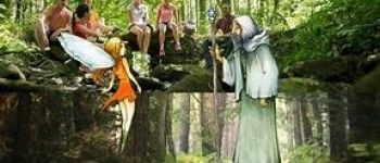 Contes et légendes aux couleurs d'automne en forêt de Brocéliande Rennes