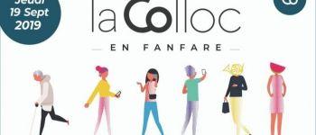 Les 3 ans de la Colloc : une soirée en fanfare Lorient