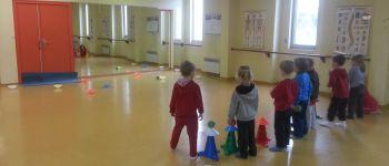Séances multisports 5-7 ans aux Cadets de Bretagne Rennes