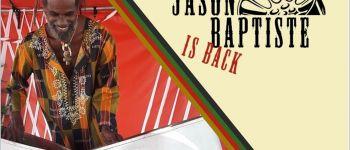 Concert de Jason Baptiste - Steel Drums de Trinidad Saint-Hilaire-de-Chaléons