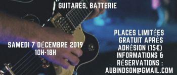 Arcel : pôle des musiques actuelles Aubin D'Son Saint-Aubin-des-Châteaux