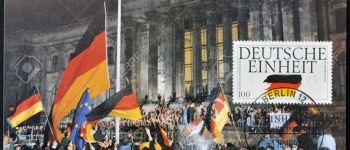 Apéritif de la réunification (fête nationale allemande) Brest