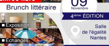 Brunch littéraire édition 4 Nantes