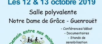 Festival association « Demain entre nos mains », écoresponsable Guenrouet