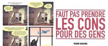 Dédicace BD : Emmanuel Reuzé Rennes
