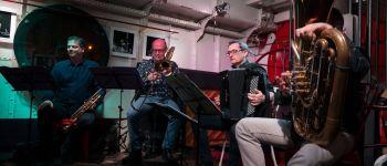 Brass dance orchestra, temps fort vents Saint-Nazaire