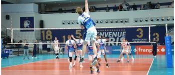 Volley-ball : SNVBA/Mende, ligue B masculine Saint-Nazaire