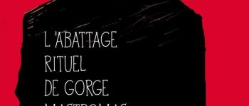 L'abattage rituel de Gorge Mastromas Lanester