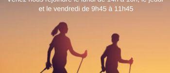 Marche nordique avec l'ASPTT Nantes