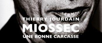 Rencontre avec Th. Jourdain pour « Miossec une bonne carcasse » Rezé