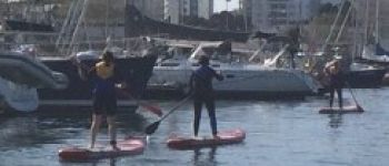 Sortie paddle perfectionnement Lorient