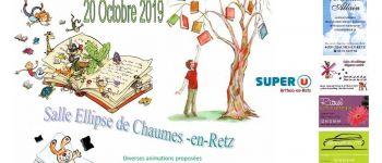 5e Salon du livre jeunesse Chaumes-en-Retz