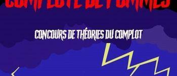 Complote de pommes : concours de théorie du complot Saint-Nazaire