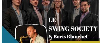 Le Swing society avec Boris Blanchet Mesquer