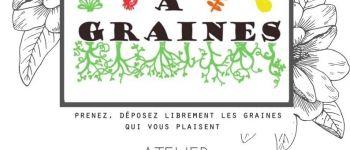 Lancement du troc de graines Brest