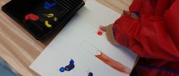 Atelier enfant : « peins l'automne avec tes doigts » Bouaye