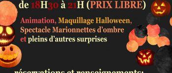 Soirée d\Halloween Nantes