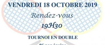 Badminton, tournoi loisir Villepot