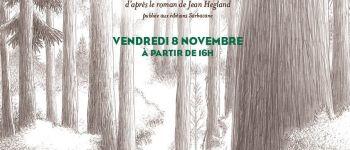 Lomig dédicace Dans la forêt Nantes