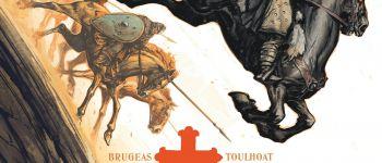 Toulhoat & Brugeas dédicacent Purple Heart Nantes
