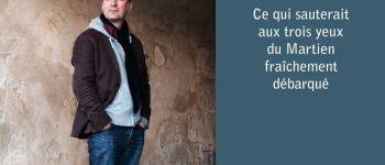 Éric Pessan en mots et en images Nantes