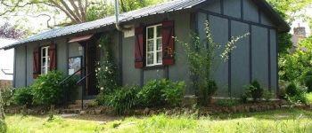 La cité de l\habitat provisoire de Soye Ploemeur