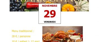 Thanksgiving Saint-Aignan-Grandlieu